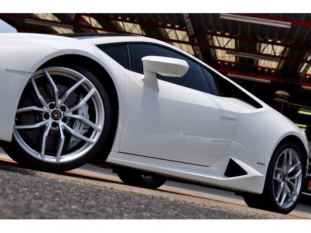 ランボルギーニ ランボルギーニ ウラカン LP610-4 鍛造20AW カーボン ガラスE/Gフード