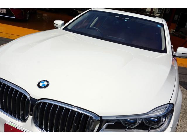 BMW BMW 740i デザインピュアエクセレンスPKG レーザーライト