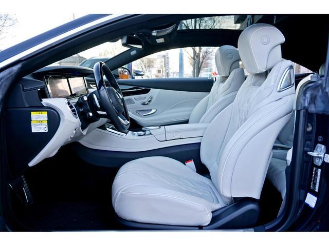 S550 4マチック クーペ エディション1 1オーナー(15枚目)