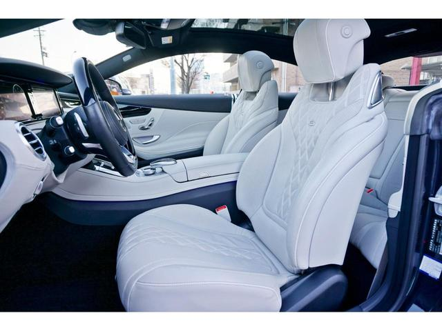 S550 4マチック クーペ エディション1 1オーナー(16枚目)
