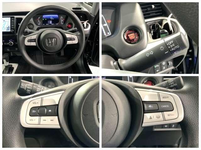 ベーシック Hセンシング 試乗車 9インチナビ Bluetooth 衝突軽減 横滑り防止装置 禁煙車 スマートキー クルコン バックカメラ メモリーナビ LED キーレスエントリー パーキングセンサー(10枚目)