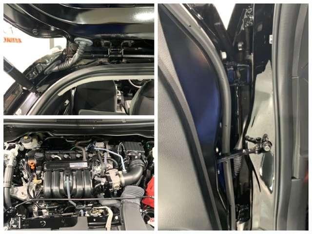 ベーシック Hセンシング 試乗車 9インチナビ Bluetooth 衝突軽減 横滑り防止装置 禁煙車 スマートキー クルコン バックカメラ メモリーナビ LED キーレスエントリー パーキングセンサー(14枚目)