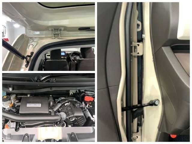 Lホンダセンシング 試乗車 ナビ VXM-204VFi Bluetooth CD録音 Bカメ ナビTV クルーズコントロール 地デジ 盗難防止システム 禁煙 LED スマートキー アイドリングストップ ワンオーナー(14枚目)
