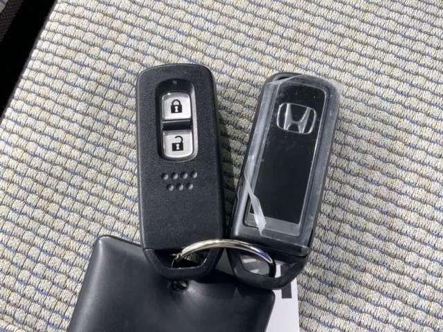 Lホンダセンシング 試乗車 ナビ VXM-204VFi Bluetooth CD録音 Bカメ ナビTV クルーズコントロール 地デジ 盗難防止システム 禁煙 LED スマートキー アイドリングストップ ワンオーナー(20枚目)