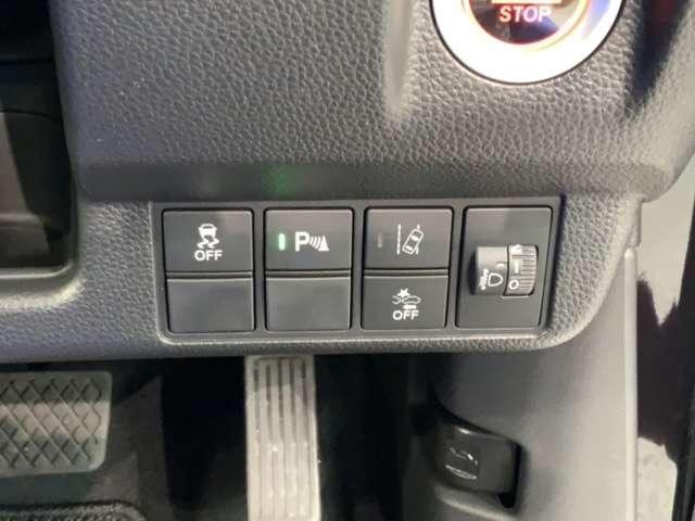 Lホンダセンシング 試乗車 ナビVXM-214VFi Bluetooth CD録音 アルミ ナビTV 禁煙 衝突被害軽減B フルセグ LEDヘッド スマートキー ETC シートヒーター メモリーナビ クルコン リアカメラ(18枚目)