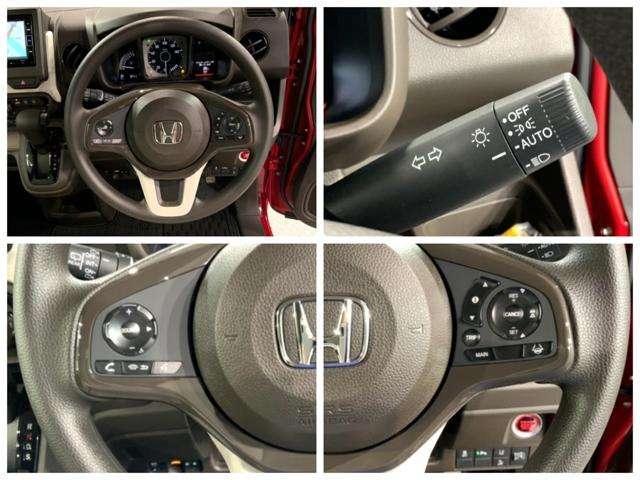 Lホンダセンシング 試乗車 ナビ VXM-214VFi Bluetooth LED ETC Bカメ ナビTV クルーズコントロール 地デジ 盗難防止システム 禁煙 LED スマートキー アイドリングストップ ワンオーナー(10枚目)
