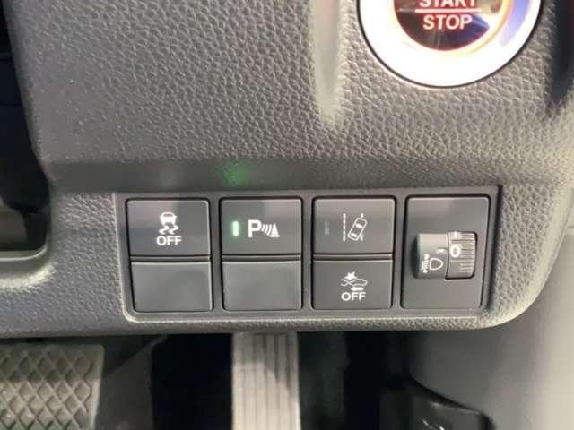 Lホンダセンシング 試乗車 ナビ VXM-214VFi Bluetooth USB DVD アルミ ナビTV 禁煙 衝突被害軽減B フルセグ LEDヘッド スマートキー ETC シートヒーター メモリーナビ クルコン(14枚目)