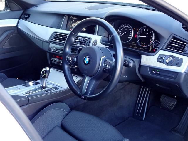 BMW BMW 523i Mスポーツ アクティブクルーズ ドライブアシスト