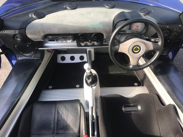 「ロータス」「ロータス エリーゼ」「オープンカー」「愛知県」の中古車13