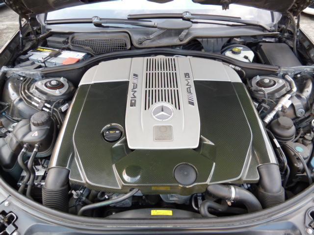 カーボンエンジンカバー