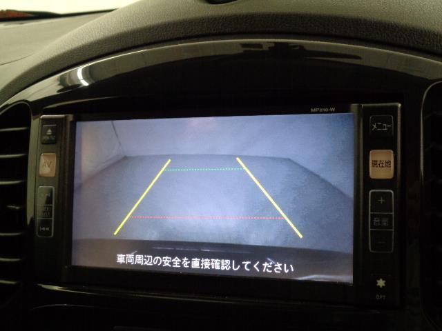 15RX バックカメラ HIDヘッドライト スマートキー(7枚目)