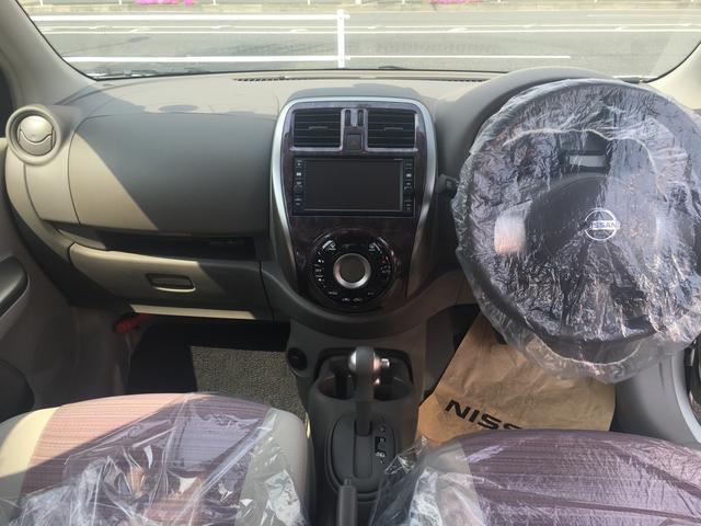 日産 マーチ ボレロ フルセグTVナビ バックカメラ 1オーナー車 ETC