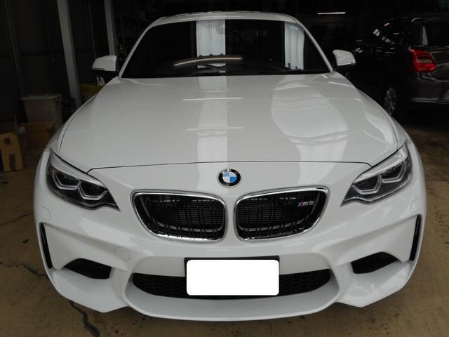 「BMW」「M2クーペ」「クーペ」「愛知県」の中古車2