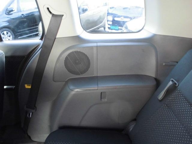 サードシート内張り!
