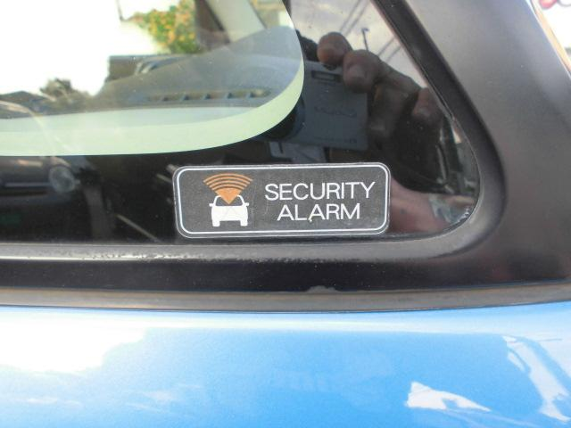 悪い人から愛車を守ります!