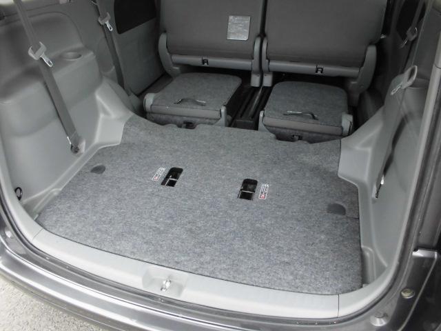 サードシート収納でこの広さ!