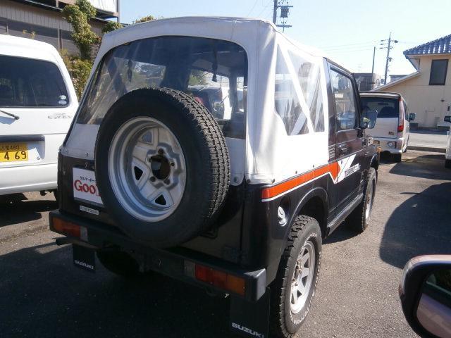 スズキ ジムニー 幌タイプ 5MT 4WD タイミングベルト交換済