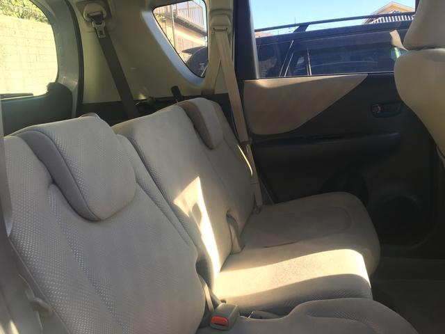 トヨタ ラクティス G 車いす仕様車 スロープ ワンオーナー パドルシフト
