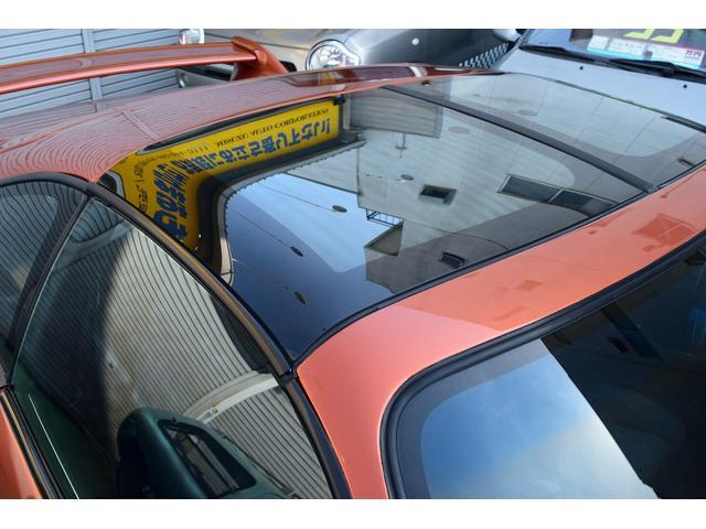 トヨタ MR2 Gリミテッド最終5型5速 RSRマフラー Tバー 限定カラー