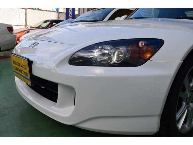 ホンダ S2000 ベースグレードAP1最終200型 純正17AW ハーフ革