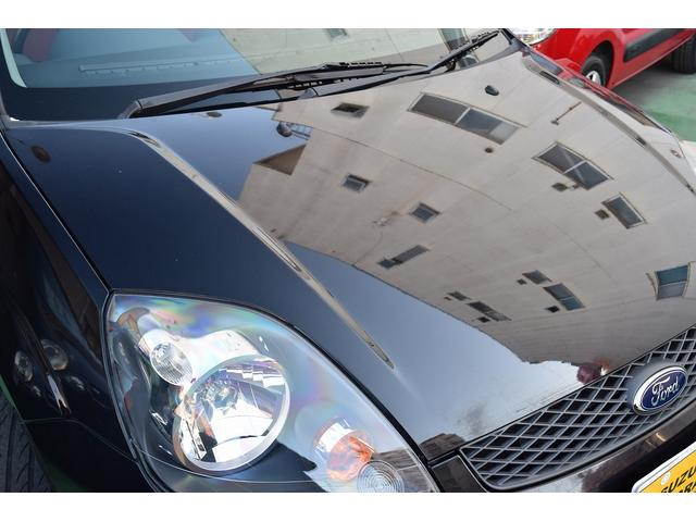 ヨーロッパフォード ヨーロッパフォード フィエスタ ST 正規D車 右H 5速MT 後期 ハーフ革 純正AW