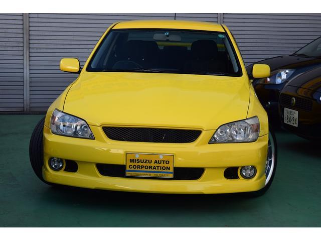RS200 Zエディション 6速MT 車高調 マフラー AW(4枚目)