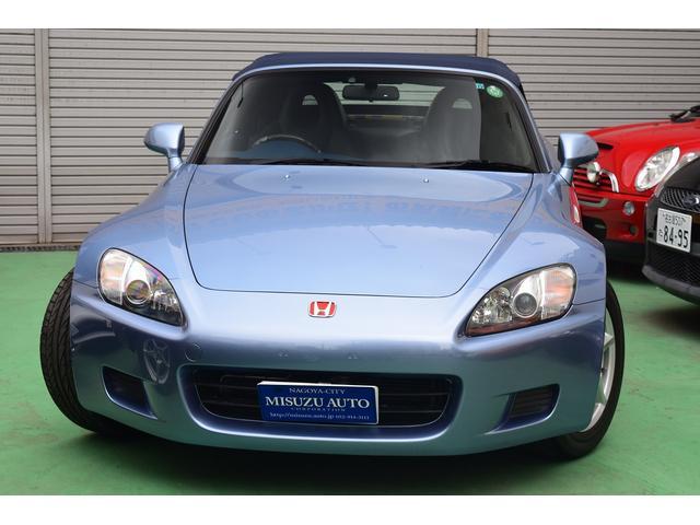 ホンダ S2000 120型タイプV ハーフ革 HID ETC 純正AW 6MT