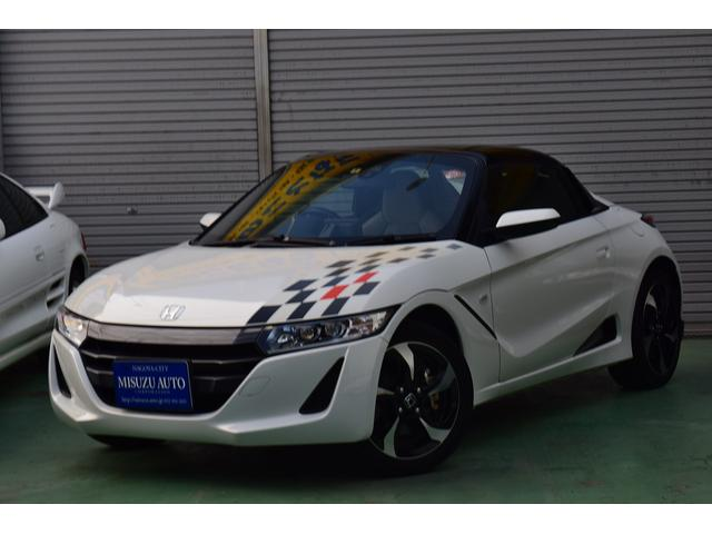 660台限定車・6速マニュアル・専用デカール・無限ハードTOP付き