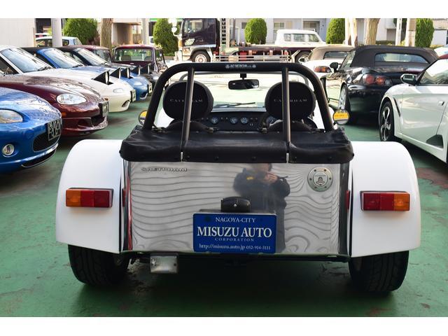 「ケータハム」「ケータハム スーパー7」「オープンカー」「愛知県」の中古車24