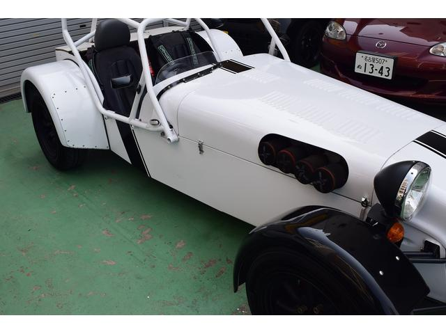 「ケータハム」「ケータハム スーパー7」「オープンカー」「愛知県」の中古車18