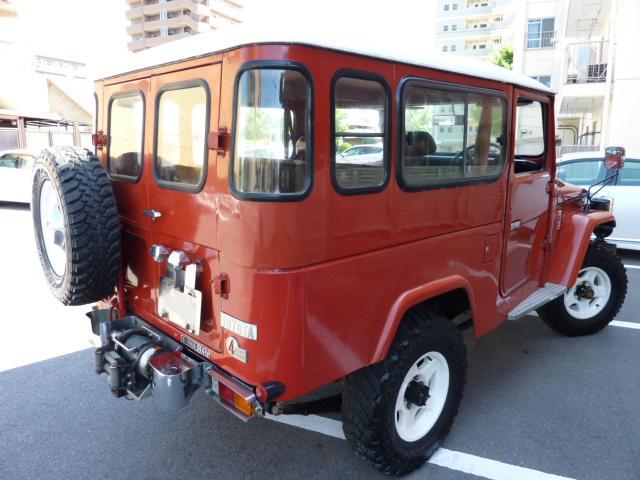 トヨタ ランドクルーザー40 ロングLX