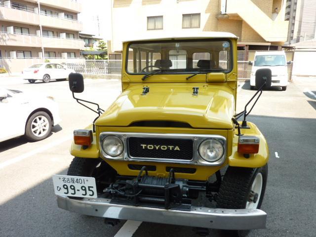 トヨタ ランドクルーザー40
