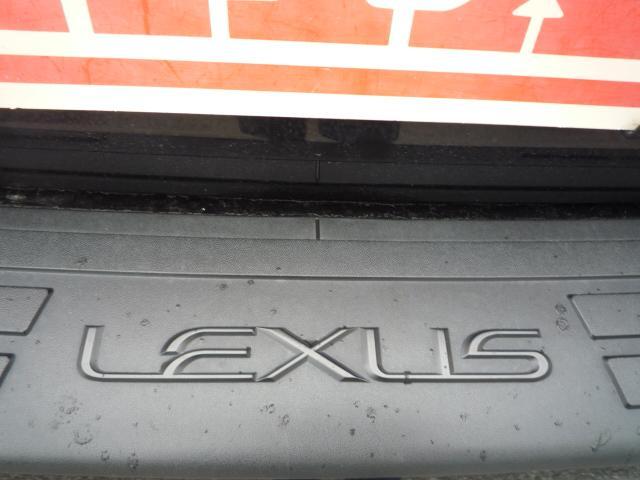 トヨタ ハリアー 240G プレミアムLパッケージレクサス仕様