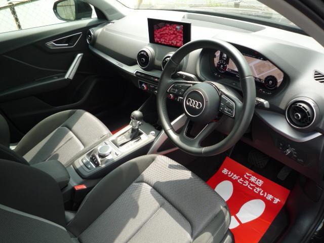 「アウディ」「Q2」「SUV・クロカン」「愛知県」の中古車7