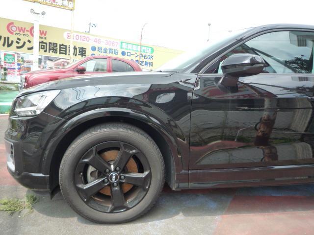 「アウディ」「Q2」「SUV・クロカン」「愛知県」の中古車19