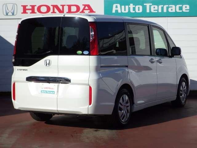ホンダ ステップワゴン G ホンダセンシング 3年保証付 レンタアップ車