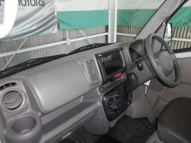 SRSデュアル(運転席・助手席)エアバック/EBD機能付ABS