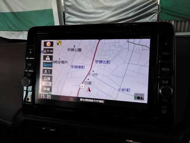 【ディーラーOP】9インチ純正メモリーナビゲーション(MM318D-LM)Bluetoothオーディオ・ハンズフリー対応・DVD再生機能+フルセグテレビ