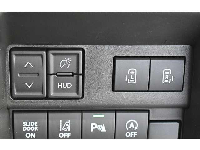 カスタムハイブリッドMV全方位カメラ付ナビパッケージ 2WD ・スマートフォン連携9インチナビ・マルチアラウンドモニター・ヘッドアップディスプレイ・LEDヘッド&ポジション+LEDフォグ・両側電動スライドドア・両席シートヒーター・パーキングソナー・(5枚目)