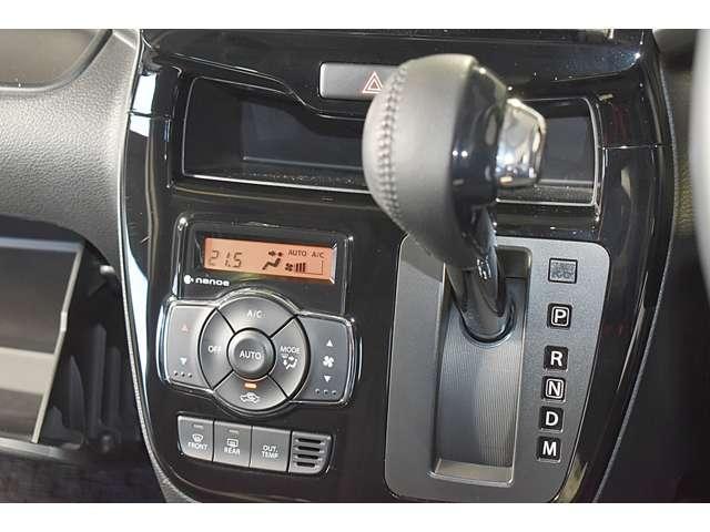カスタムハイブリッドSV 全方位カメラパッケージ 2WD ・CDステレオ・パドルシフト・両側電動スライドドア・両席シートヒーター・LEDヘッドライト+LEDフォグランプ・nano-e搭載フルオートエアコン・シートバックテーブル・ロールサンシェード(10枚目)
