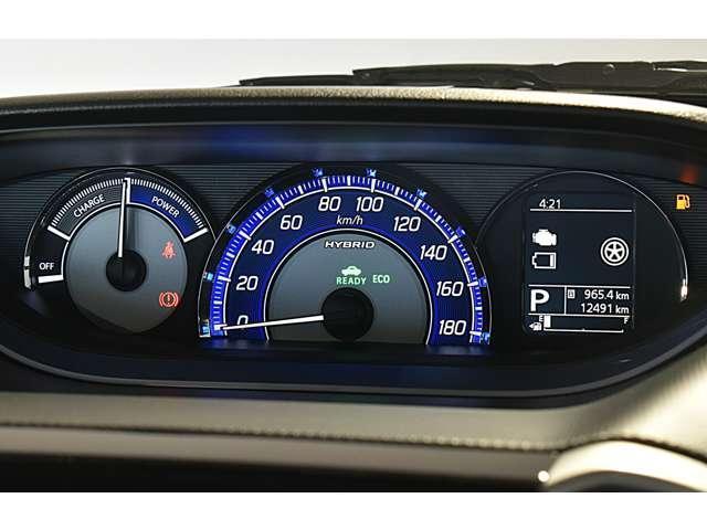 カスタムハイブリッドSV 全方位カメラパッケージ 2WD ・CDステレオ・パドルシフト・両側電動スライドドア・両席シートヒーター・LEDヘッドライト+LEDフォグランプ・nano-e搭載フルオートエアコン・シートバックテーブル・ロールサンシェード(15枚目)