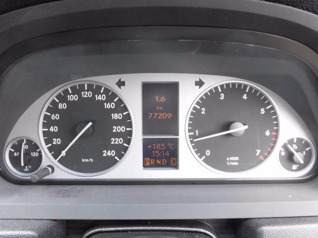 メルセデス・ベンツ M・ベンツ B170 スペシャルエディション HDDナビ・フルセグTV