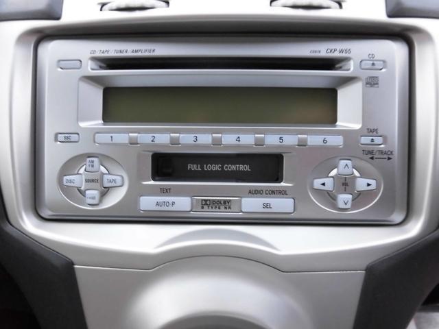 トヨタ ヴィッツ 1300F EBD機能付ABS キーレス プライバシーガラス