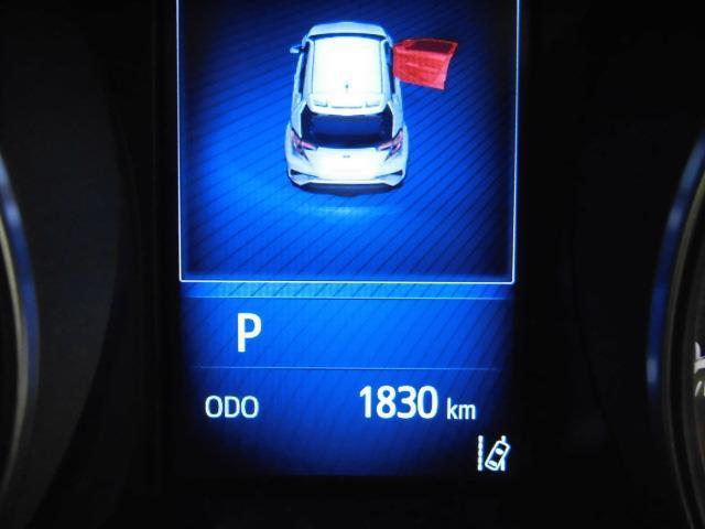 トヨタ C-HR G-T メモリーナビバックモニター セーフティーセンス