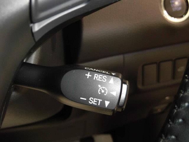 クルーズコントロール付き!一定速度で走行できるので高速道路で楽々です!