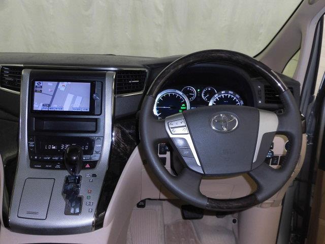 X 4WD フルセグ メモリーナビ DVD再生 ミュージックプレイヤー接続可 バックカメラ ETC 両側電動スライド HIDヘッドライト 乗車定員7人 3列シート アイドリングストップ(8枚目)