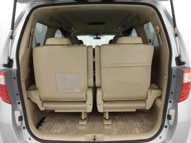 X 4WD フルセグ メモリーナビ DVD再生 ミュージックプレイヤー接続可 バックカメラ ETC 両側電動スライド HIDヘッドライト 乗車定員7人 3列シート アイドリングストップ(25枚目)