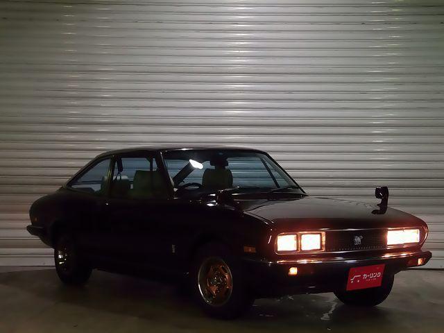いすゞ 117クーペ XC