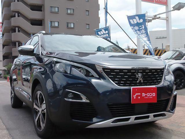 「プジョー」「5008」「SUV・クロカン」「愛知県」の中古車5