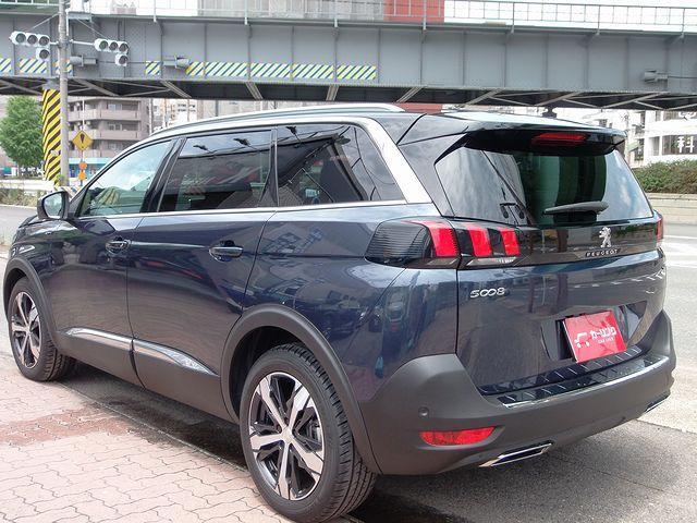 「プジョー」「5008」「SUV・クロカン」「愛知県」の中古車6
